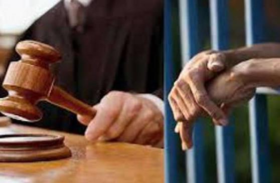 दहेज के लिए पत्नी के साथ मारपीट करने के आरोपी पति को एक साल की जेल