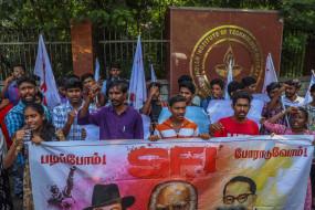 आईआईटी मद्रास मामला : फातिमा के पिता चाहते हैं निष्पक्ष जांच