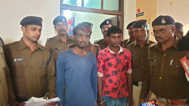 दरिंदे हुए कैद - दुष्कर्म के बाद की थी मासूम की हत्या