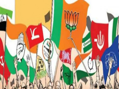 57 वर्षों में चुनाव लड़ने वाले दलों की संख्या 13 गुना बढ़ी, इस बार सिर्फ 15 का ही खुला खाता