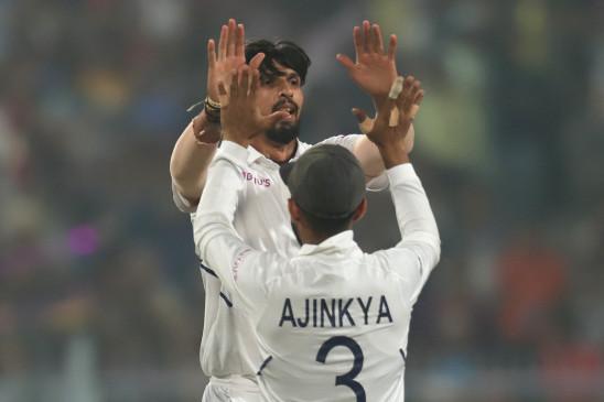 IND-BAN: दूसरी पारी में भी लड़खड़ाया बांग्लादेश, भारत जीत से चार विकेट दूर