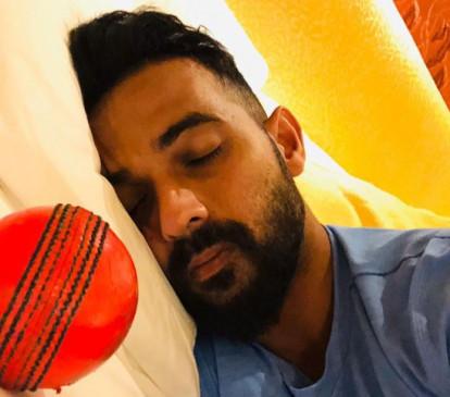 IND VS BAN: रहाणे ने कहा- ऐतिहासिक पिंक बॉल टेस्ट मैच के सपने देख रहा हूं