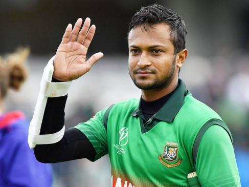 बांग्लादेश के ऑलराउंडर शाकिब कोलकाता में, लेकिन ईडन में प्रवेश नहीं