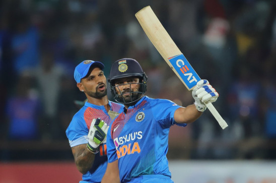IND VS BAN: रोहित ने कहा- 100वां टी-20 मैच खेलना गर्व की बात