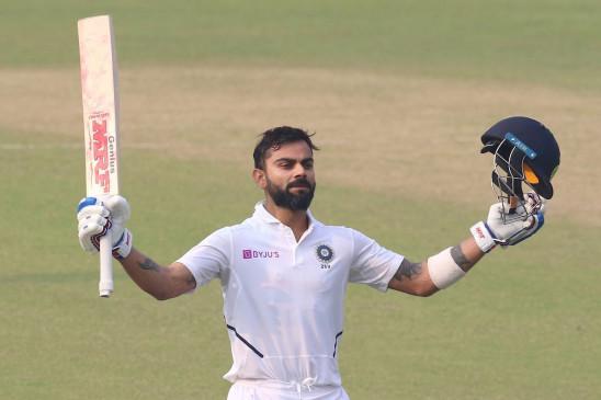 विराट ने टेस्ट फॉर्मेट में बतौर कप्तान सबसे ज्यादा शतक लगाने के मामले में की पोंटिंग की बराबरी