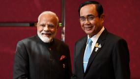 भारत-थाईलैंड रक्षा उद्योग में सहयोग पर सहमत