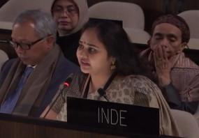 UNESCO: कश्मीर मुद्दे पर भारत ने दिया जवाब, कहा- पाकिस्तान के DNA में है आतंकवाद