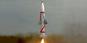 दो पृथ्वी मिसाइलों का रात्रि-परीक्षण सफल, 300 किमी मारक क्षमता