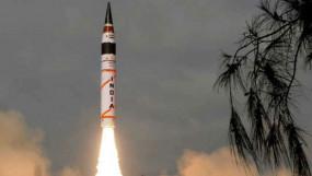 अग्नि-2 का सफल परीक्षण, रात में भी 2000 किमी दूर बैठे दुश्मन को मार सकेगा भारत