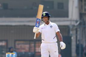 IND VS BAN 1st test: दूसरे दिन का खेल खत्म, भारत का स्कोर 493/6; मयंक का दोहरा शतक