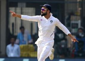IND VS BAN: इंदौर में मैच के दौरन जब फैन के लिए ढाल बने विराट, जीता सबका दिल; देखें वीडियो