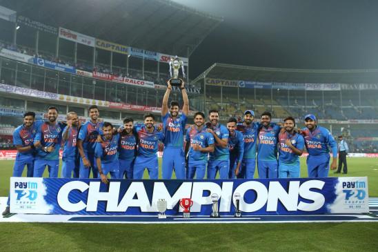 Ind Vs Ban 3rd T-20 : भारत का सीरीज पर 2-1 से कब्जा, बांग्लादेश को 30 रन से हराया