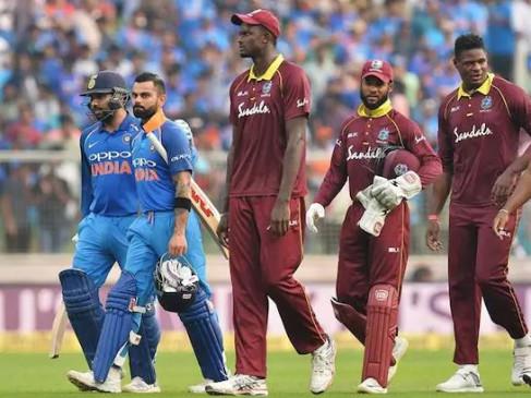 अब हैदराबाद में होगा भारत-वेस्टइंडीज के बीच टी-20 सीरीज का पहला मैच