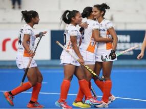 ओलंपिक क्वालिफायर मैच में भारतीय महिला हॉकी का दमदार प्रदर्शन, अमेरिका को 5-1 से हराया