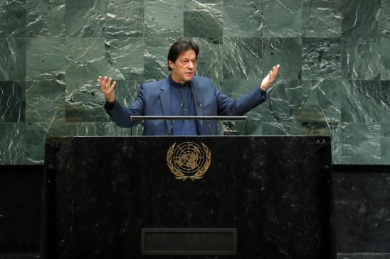 पाक PM इमरान खान बोले- करतारपुर आने वाले भारतीय को पासपोर्ट की जरूरत नहीं