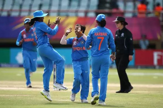 भारतीय महिला क्रिकेट टीम ने दूसरे वनडे में वेस्टइंडीज को 53 रन से हराया, सीरीज 1-1 से बराबर