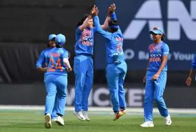 भारतीय महिला क्रिकेट टीम ने चौथे टी-20 में वेस्टइंडीज को 5 रन से हराया, सीरीज में 4-0 की अजेयबढ़त बनाई