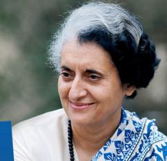 इंदिरा गांधी जयंती : PM मोदी और कांग्रेस नेताओं ने दी श्रद्धांजलि