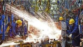 इकोनॉमी में सुस्ती, सितंबर में IIP 4.3% घटी, आठ साल का सबसे कमजोर प्रदर्शन