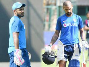 धवन चोट के कारण वेस्टइंडीज के खिलाफ टी-20 सीरीज से बाहर, सैमसन को मिला मौका