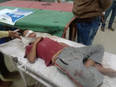 जिला अस्पताल में इलाज के लिए तड़पता रहा मासूम, नहीं पहुंचे डॉक्टर, नागपुर किया रेफर