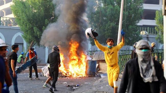 इराक में 30 दिन के अंदर 319 लोगों की मौत, 15 हजार जख्मी
