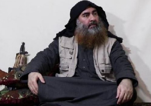 IS ने कबूला मारा गया 'बगदादी',अल-हाशिमी को बनाया नया सरगना