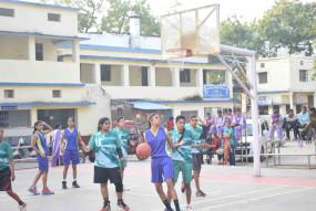 संभागीय बॉस्केटबॉल प्रतियोगिता में जबलपुर ने जीता खिताब