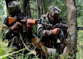 जम्मू-कश्मीर: गांदरबल में सुरक्षाबलों और आतंकवादियों के बीच मुठभेड़, एक आतंकी ढेर