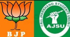 झारखंड चुनाव: BJP को झटका, लोजपा के बाद अब आजसू ने छोड़ साथ!