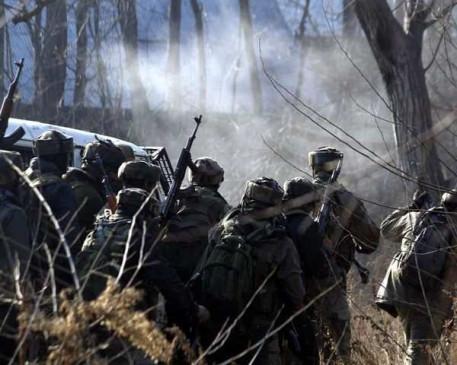 J&K: हीरानगर सेक्टर में पाक ने तोड़ा सीजफायर, सेना दे रही मुंहतोड़ जवाब