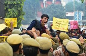 जवाहर लाल यूनिवर्सिटी छात्रों ने दी चेतावनी, जारी रहेगा आंदोलन