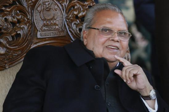 गोवा के नए राज्यपाल सत्यपाल मलिक ने कहा- कश्मीर समस्याओं वाला राज्य था