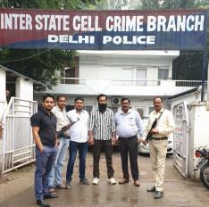 पूर्व क्रिकेटर वीरेंद्र सहवाग के रिश्तेदार का कातिल दिल्ली में गिरफ्तार