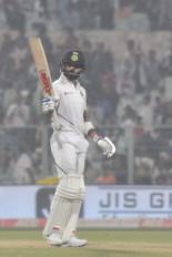 कोलकाता टेस्ट : ईशांत, कोहली, पुजारा के नाम रहा गुलाबी गेंद का पहला दिन (राउंडअप)