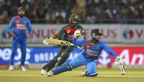 संगाकारा ने कहा- पंत को समझना चाहिए, आगे टी-20 विश्व कप है