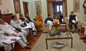 महाराष्ट्र: कांग्रेस-एनसीपी के बीच बनी सहमति, कल होगी शिवसेना के साथ बैठक