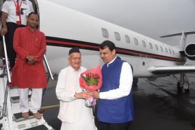 महाराष्ट्र के राज्यपाल ने राष्ट्रपति को रपट भेजी