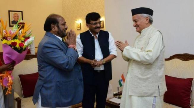 महाराष्ट्र : शरद पवार ने की सोनिया से मुलाकात, राज्यपाल से मिले शिवसेना के नेता