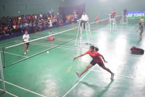 महाराष्ट्र, गुजरात, आंध्रप्रदेश, तमिल और हरियाणा ने किया फाइनल में प्रवेश -राष्ट्रीय शालेय बैडमिंटन स्पर्धा