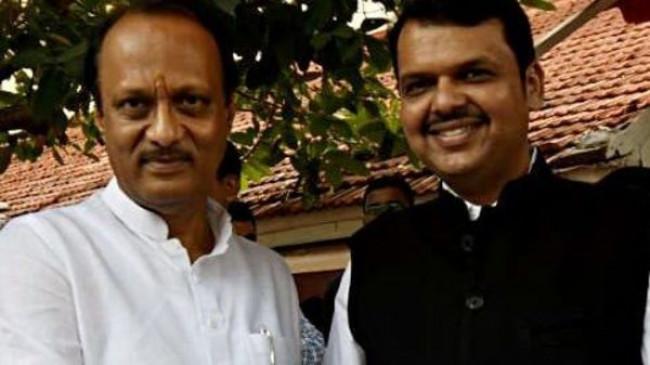 MAHARASHTRA: CM फडणवीस से मिले अजित पवार, किसानों की समस्याओं पर चर्चा