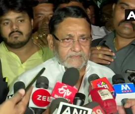 महाराष्ट्र: कांग्रेस से चर्चा करने के बाद ही NCP लेगी फैसला- नवाब मलिक