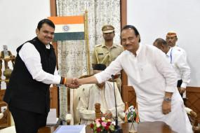 महाराष्ट्र: अजित पवार के समर्थन से बीजेपी की सरकार, बताया क्यों दिया साथ