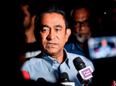 मालदीव के पूर्व राष्ट्रपति अब्दुल्ला यामीन को मनी लॉन्ड्रिंग मामले में 5 साल की जेल