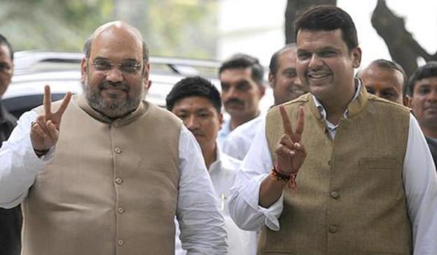महाराष्ट्र सरकार बनाने की जोड़तोड़ अब दिल्ली में, फड़णवीस-शाह और पवार-सोनिया से मिलेंगे