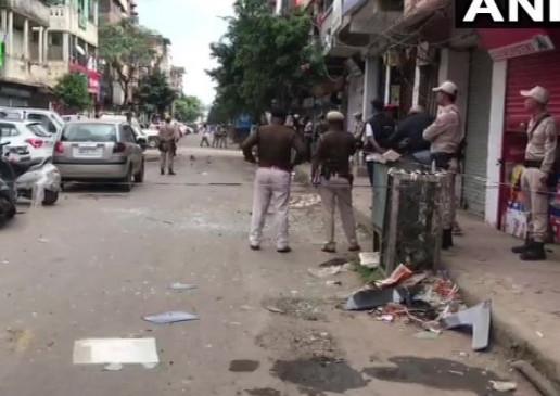 मणिपुर: राजधानी इंफाल में बम धमाका, 4 पुलिसकर्मी और 1 नागरिक घायल