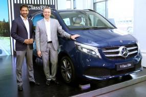 Mercedes-Benz V-Class Elite भारत में लॉन्च, जानें कीमत और खूबियां