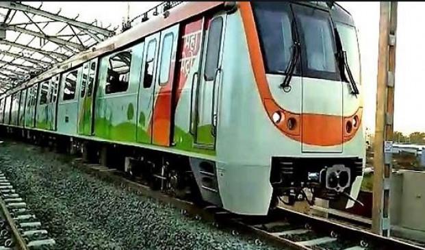 मेट्रो ने पहली बार 80 किमी प्रतिघंटा की रफ्तार से लगाई दौड़,एवरेज स्पीड 50-60 रही
