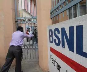 1 फरवरी तक आधे से ज्यादा खाली हो जाएंगे बीएसएनएल के दफ्तर, कर्मचारियों ने मांगा वीआरएस