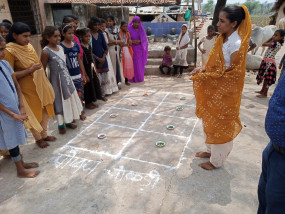 मप्र : आदिवासी बच्चों ने उठाया समस्या निदान का बीड़ा